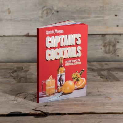 Captain's Cocktails - Recipe Book