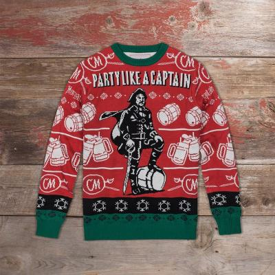 Captain Holiday Sweater