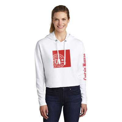 Captain Morgan Women's Crop Hoodie